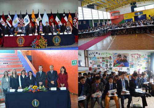 Resultado de imagen para Colegio Internacional SEK- Ecuador 2017