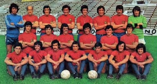 Resultado de imagen para union española 1975